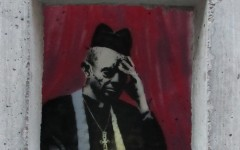 Banksy - Concrete Confessional
