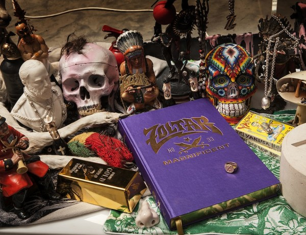 Project Zoltar Book