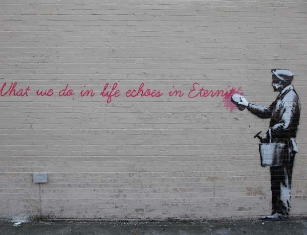 Banksy Queens New York