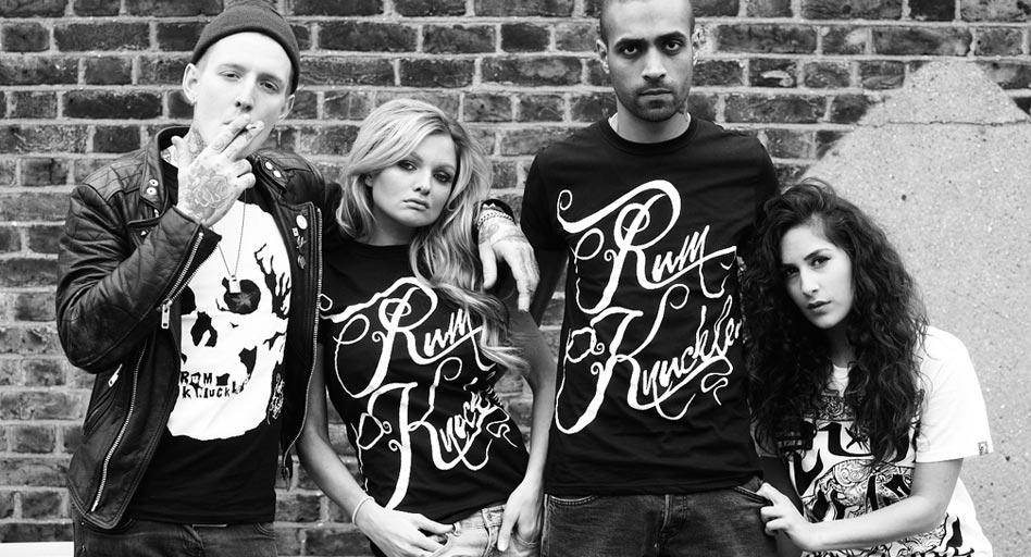 Rum Knuckles x Roktic - Popup shop