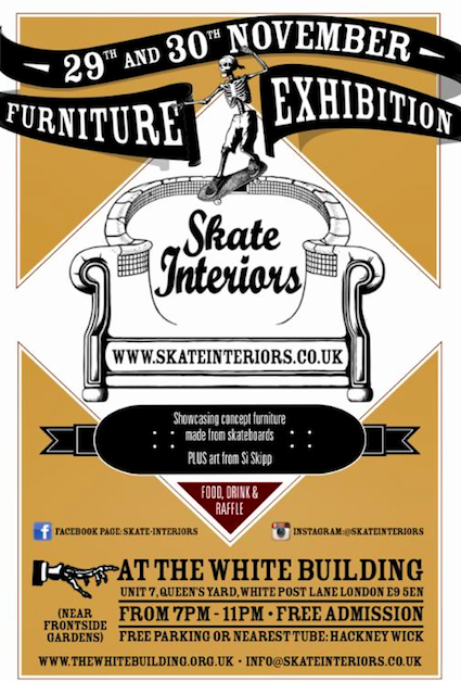 Introducing: Skate Interiors