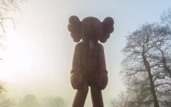 KAWS at Yorkshire Sculpture Park