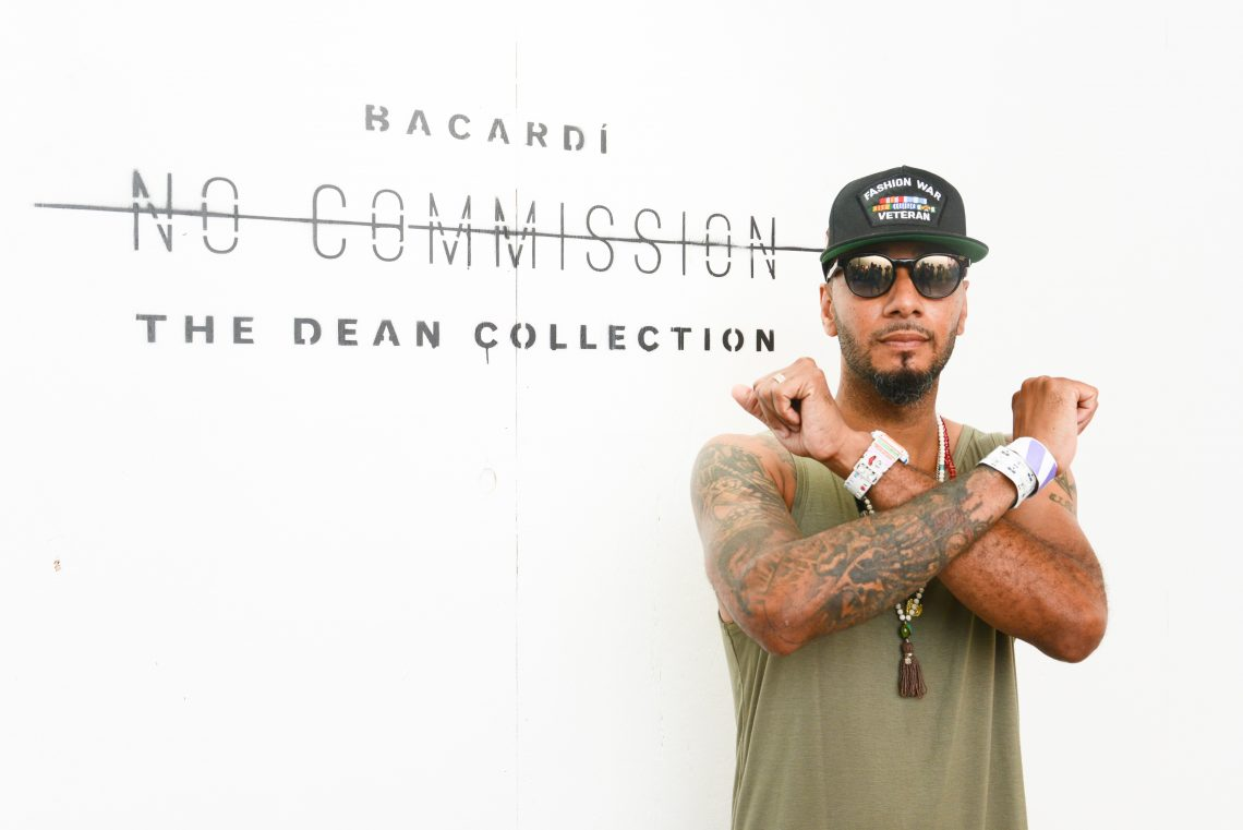 Europe's first No Commission art fair in London hosted by Bacardi and Swizz Beatz
