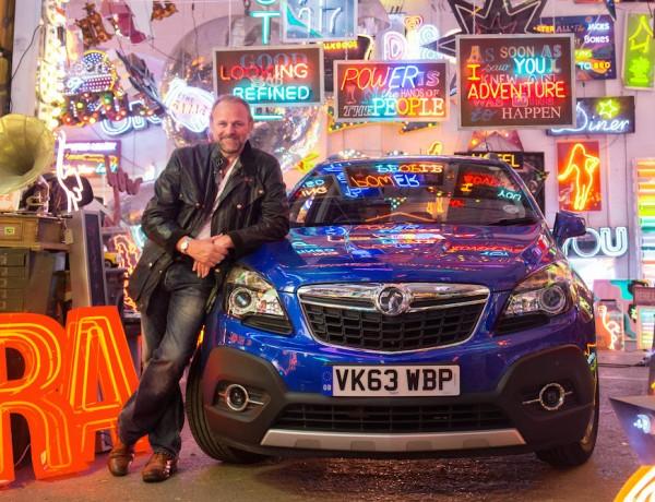 Vauxhall Mokka x Chris Bracey