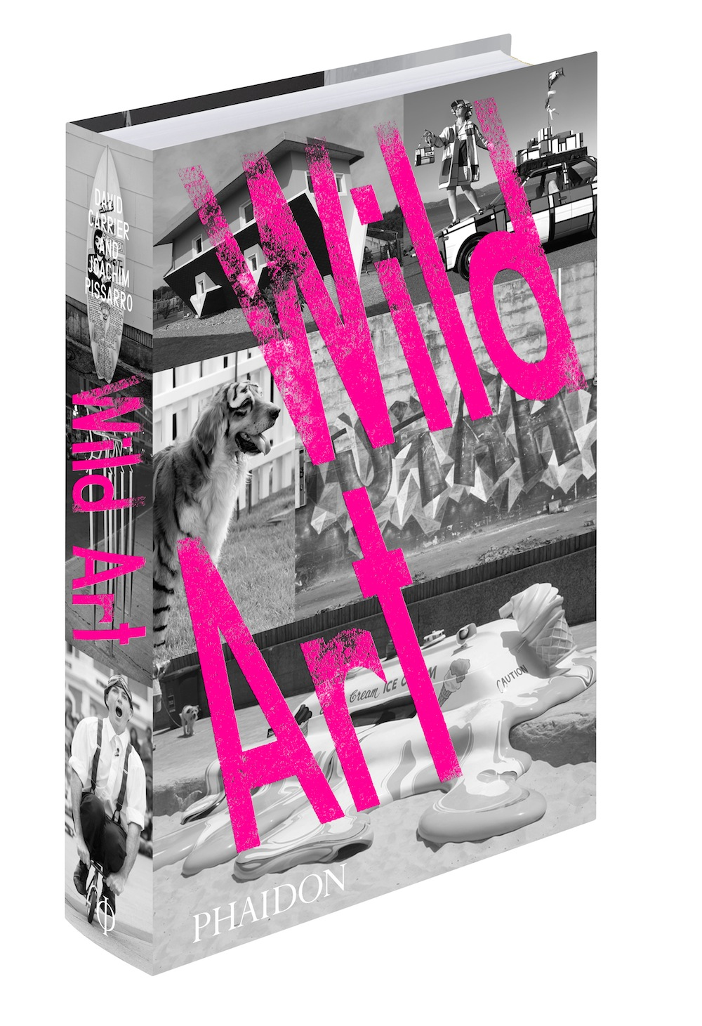 WILD ART book shot WIN! A copy of Phaidons newest book Wild Art