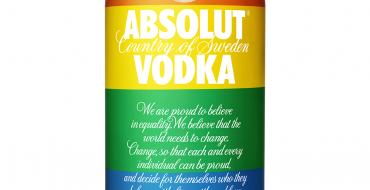 Absolut Pride Flag LGBT