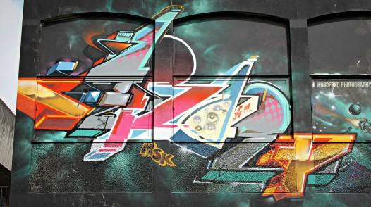aroe 526x294 100 UK Graffiti Artists #1
