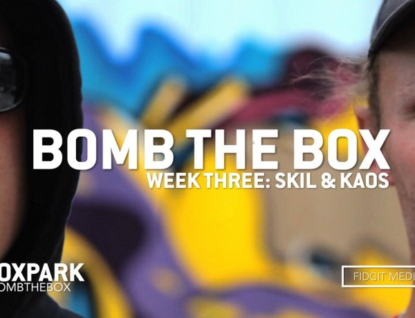 Bomb The Box: Weeks 2 and 3