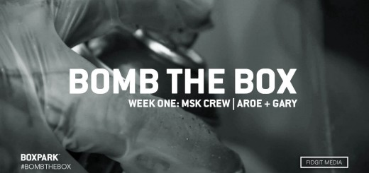 Bomb The Box: Week One