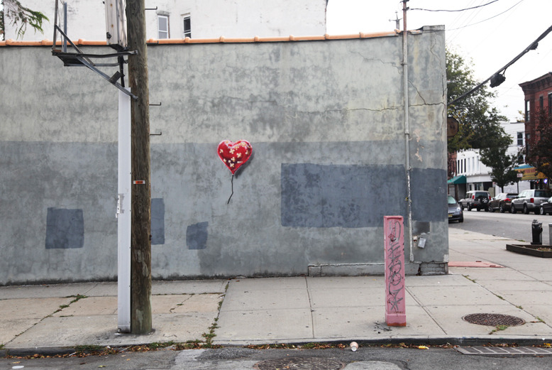 Banksy in Brooklyn