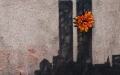 Banksy Twin Towers Tribeca