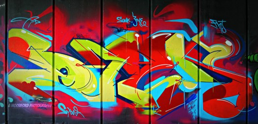 dilk 526x254 100 UK Graffiti Artists #1