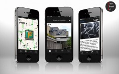 Street Art London app redesign and relaunch
