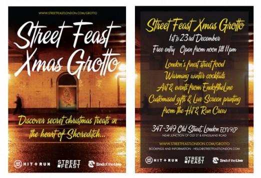 Street Feast Xmas Grotto