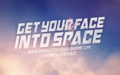 Get Your Face in Space in with Emerge