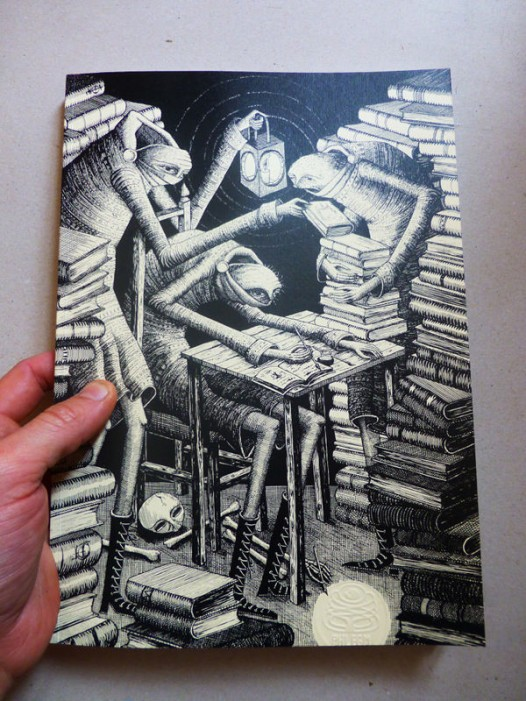 Phlegm book release, 1st June for £25