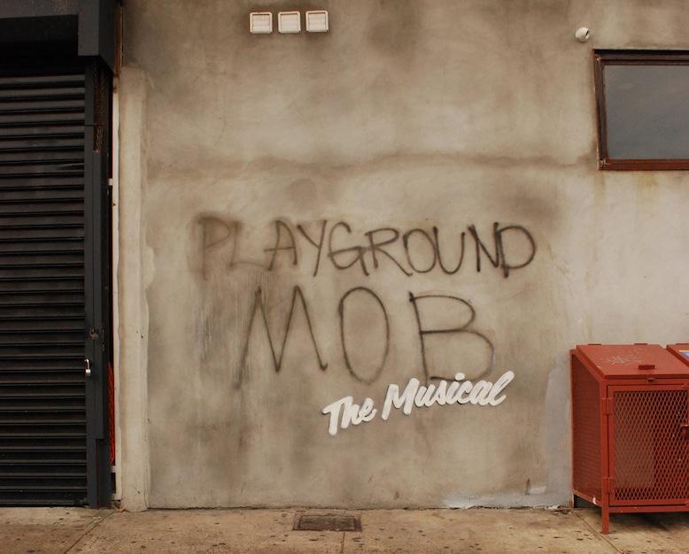 Banksy puts more work up in Delancey, Bushwick and Williamsburg