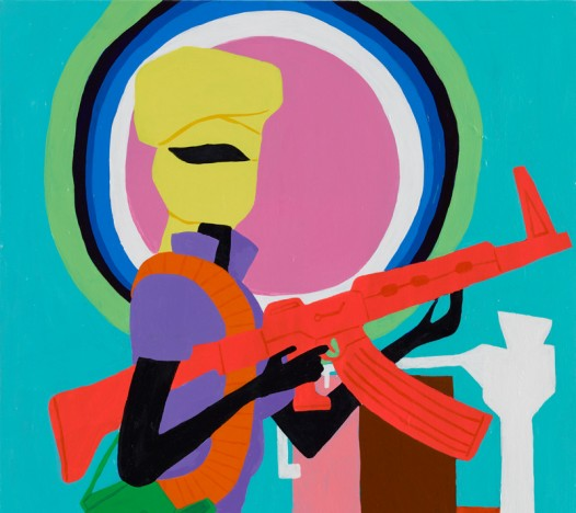 "Exhibition: Todd James ""World Domination"" at Lazarides"