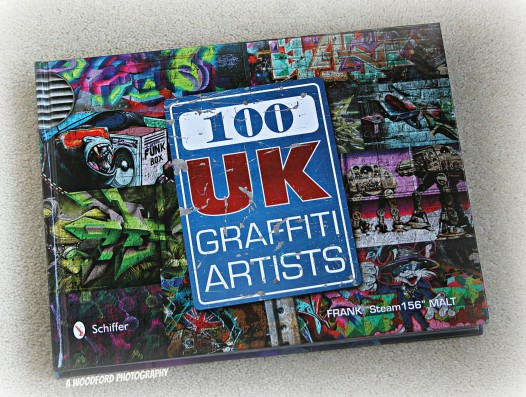 100 UK Graffiti Artists #1