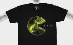 SHOK-1 X-Ray Pacman Tshirt